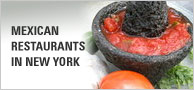 Mexican Restaurants un New York